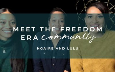 Meet The Community: Ngaire Tito and Lulu Autagavaia