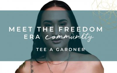 Meet The Freedom Era Community : Tee A Gardner
