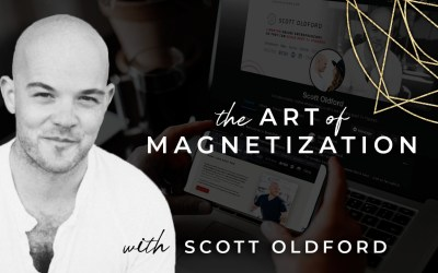 The Art of Being Magnetising with Scott Oldford