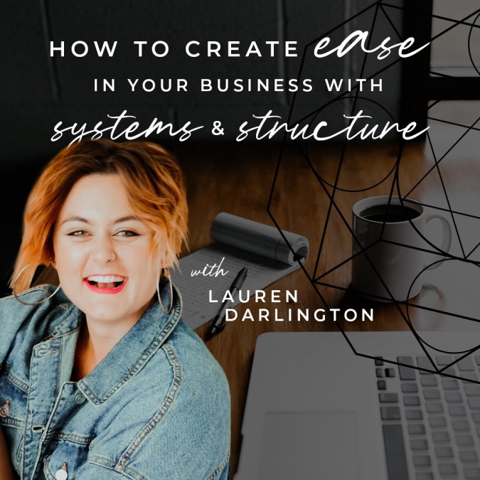 Set up your business foundations first for true success!